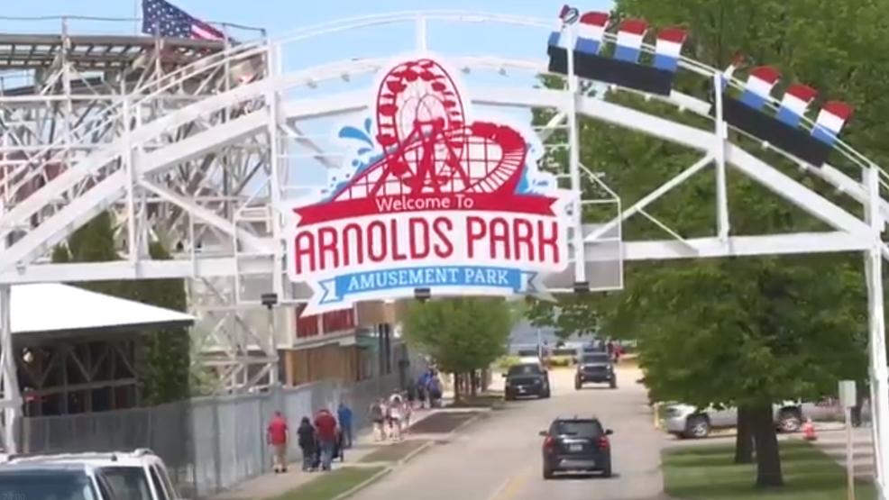 Arnolds Park abrirá el 3 de junio