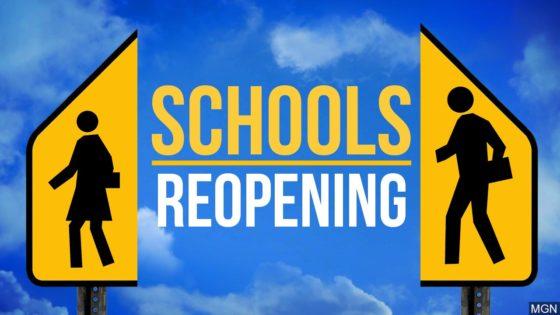 Las Escuelas Públicas de Omaha revelan el plan de reapertura de otoño, los estudiantes deben usar máscaras