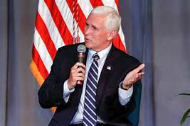 El vicepresidente Mike Pence aborda los esfuerzos para reabrir la economía y la muerte de George Floyd en el discurso del norte de Iowa