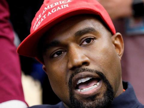 Kanye West promete que EU será como Wakanda si gana la presidencia