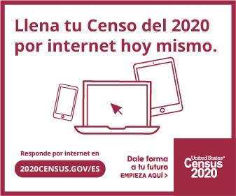 El censo de 2020