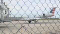 Los líderes de la ciudad opinan sobre el anuncio de American Airlines de finalizar el servicio en Sioux City