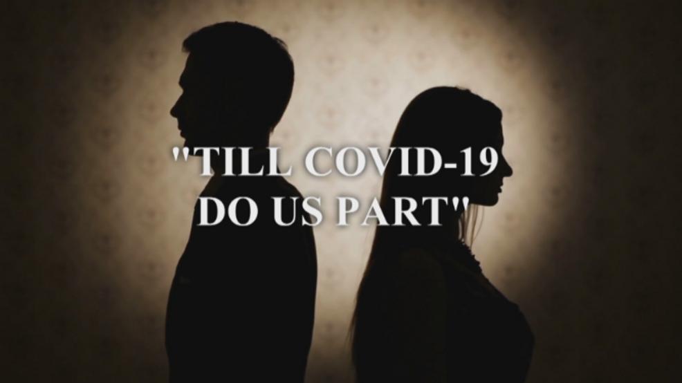 Una mirada más cercana: COVID-19 y tasas de divorcio locales
