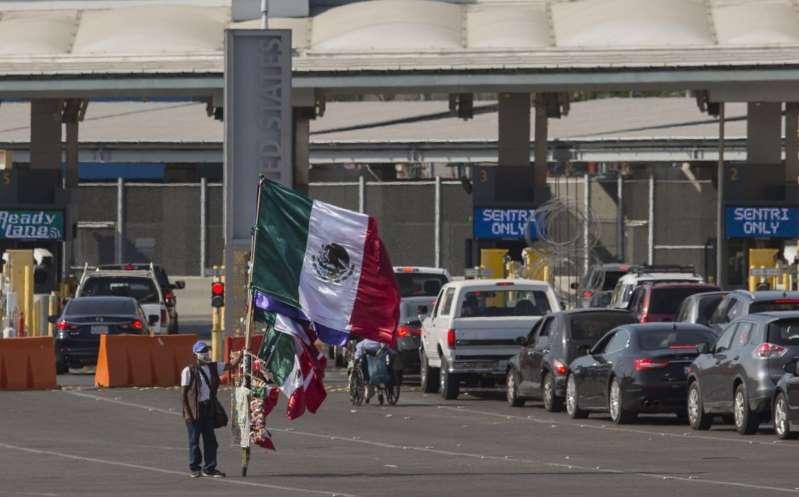 Ante covid-19, Ebrard descarta imponer cierre total de frontera entre México y EU