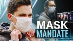 El condado de Western Iowa requiere máscaras en público debido al aumento de casos de virus
