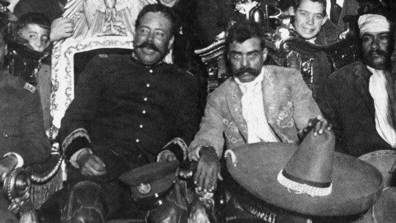 Revolución Mexicana: la carta en la que Pancho Villa le propuso a Zapata invadir EE.UU. (y que nunca llegó a su destino)