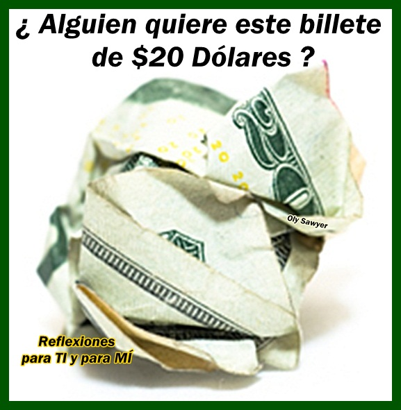 El Billete Reflexion