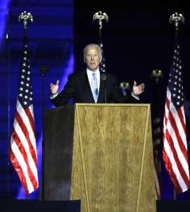 Biden cumplió su principal promesa de campaña: vencer a Trump. ¿Qué sigue?
