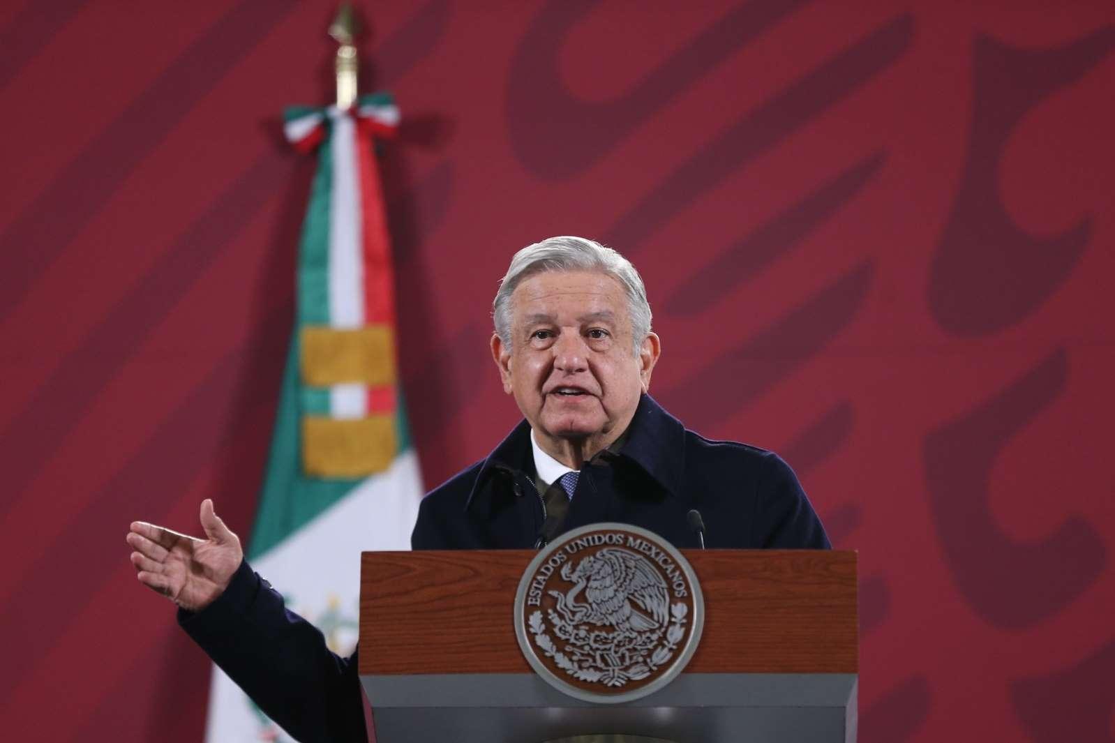 El presidente de México reconoce finalmente la victoria de Biden en EE.UU.