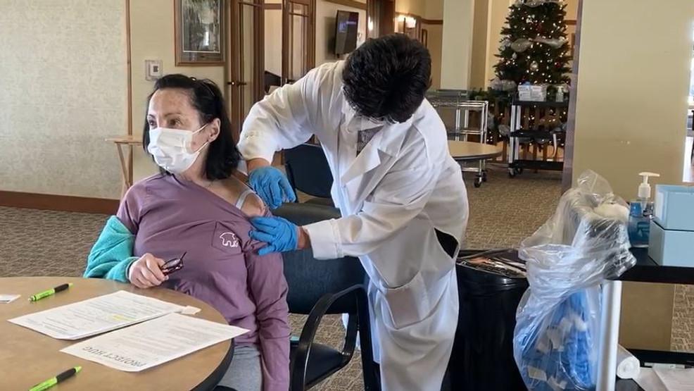 Más de 90,000 habitantes de Iowa han recibido la primera ronda de vacunación COVID-19