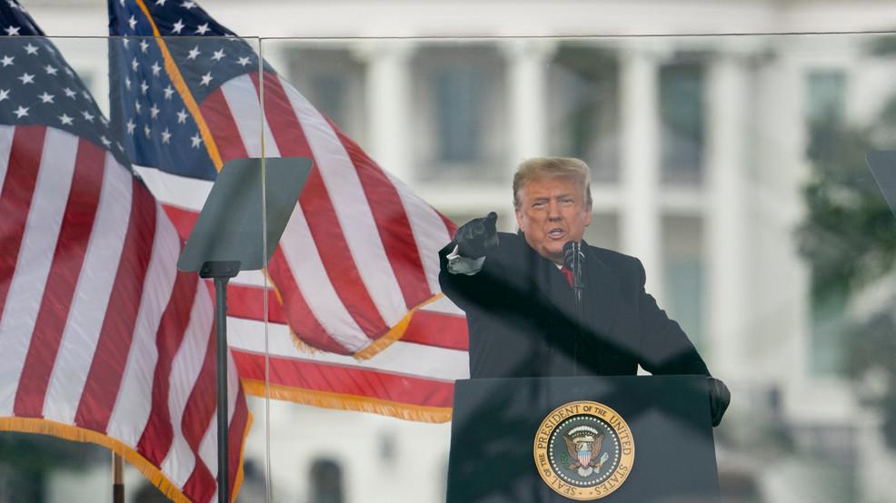 Trump dice que no asistirá a la inauguración de Biden el 20 de enero