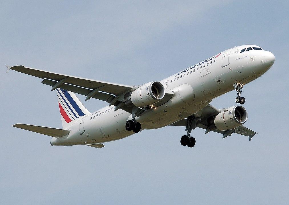 Air France lanza su propio pasaporte de salud.
