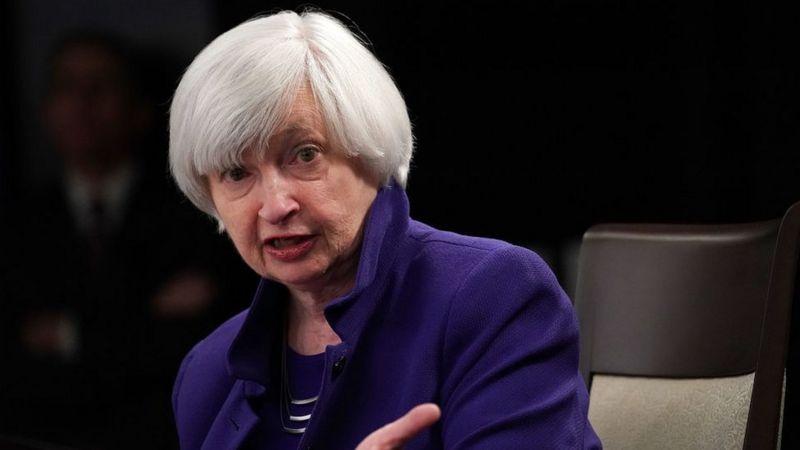 Janet Yellen, la primera mujer al frente de la economía de EE.UU. (y qué desafíos encara)