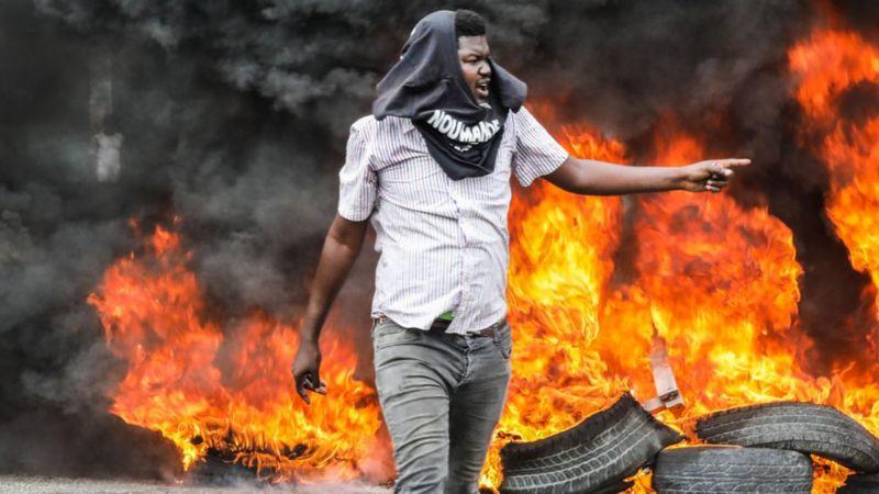 """Haití: la """"peligrosa inestabilidad"""" del único país de América que ha tenido más de 20 gobiernos en 35 años"""