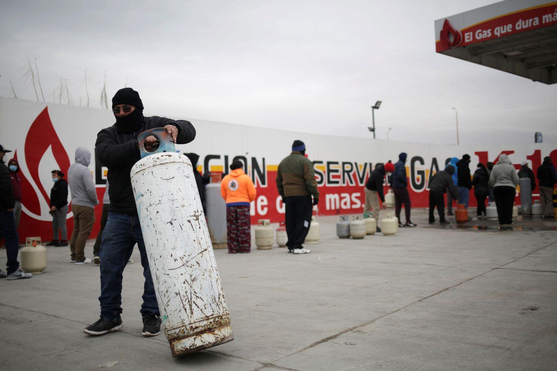 México resiente el alza en los precios de los enérgeticos tras la nevada en Texas.