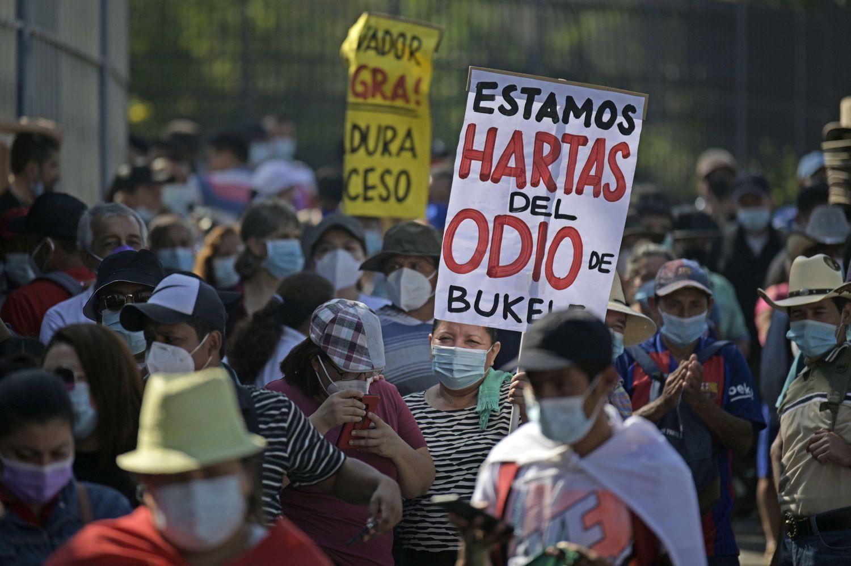 Más presión sobre El Salvador y Nicaragua: Joe Biden dibuja una nueva relación con Centroamérica.