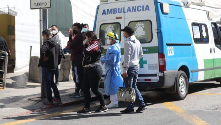 Guatemala supera los 167 mil casos de coronavirus y más de 6 mil fallecidos.