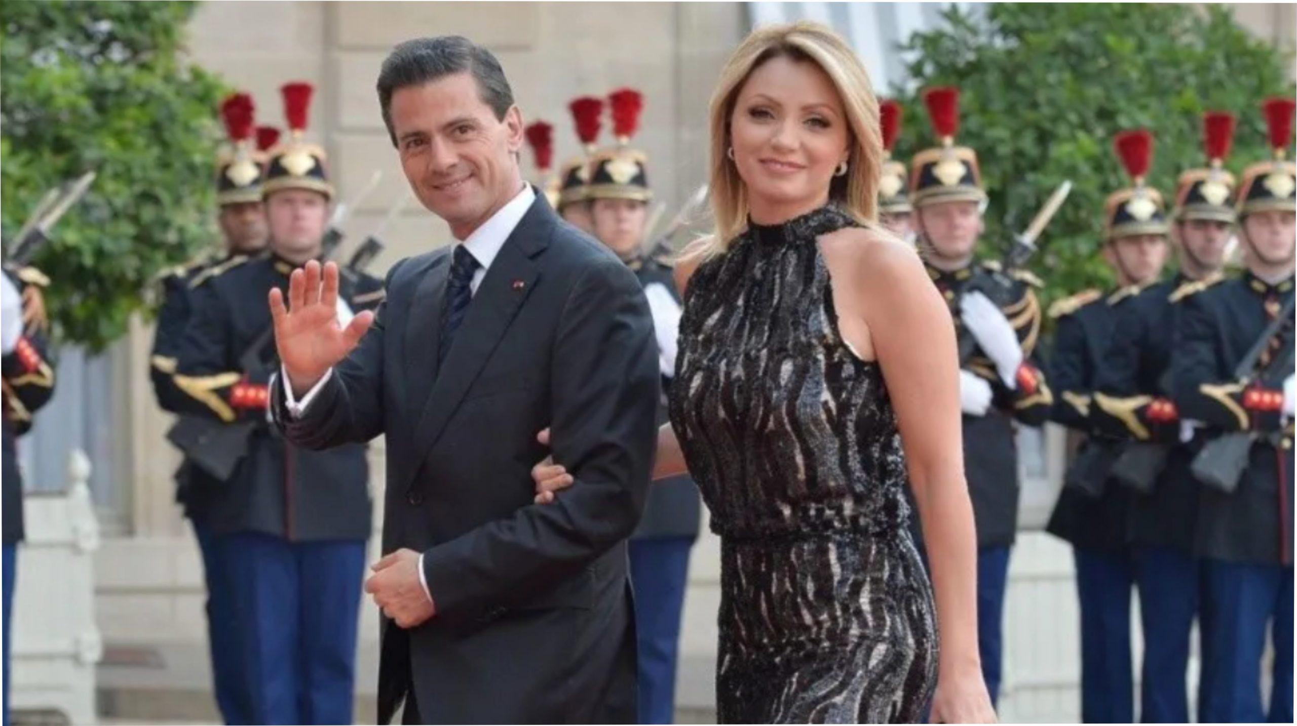 Angélica Rivera revela la verdad sobre su matrimonio con Peña Nieto.